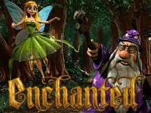 Как играть в автомат Enchanted на реальные деньги